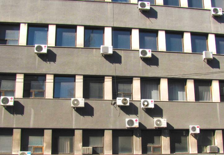 Buitiniai oro kondicionieriai – nauda ar žala?