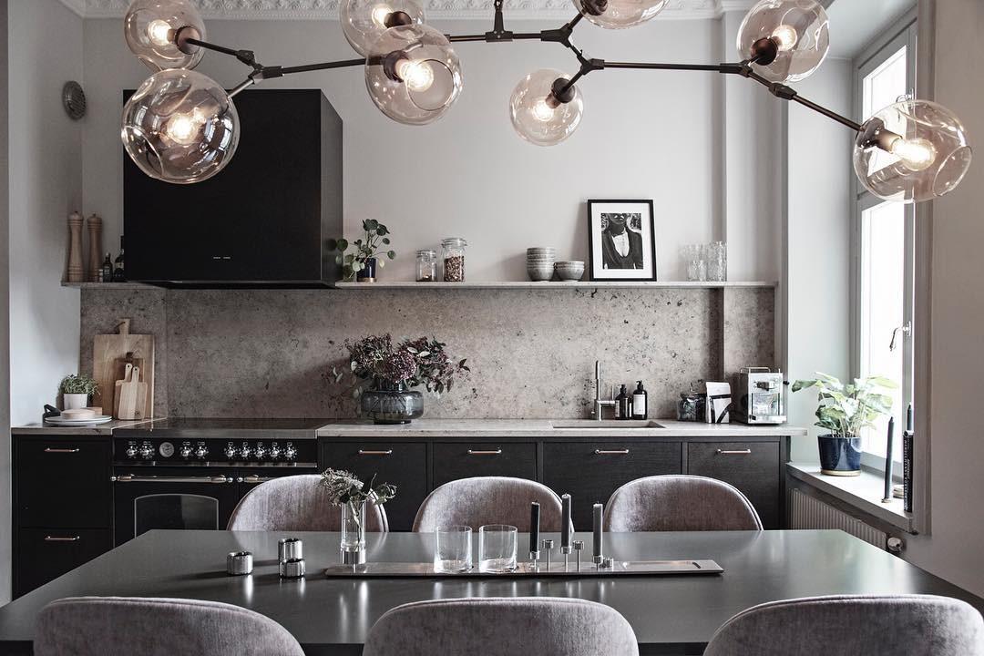 Šiuolaikiški virtuvės baldai už patrauklią kainą