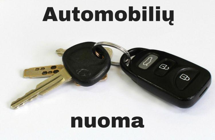 Automobilių nuomojimas: į ką atsižvelgti, jei naudojatės šia paslauga?