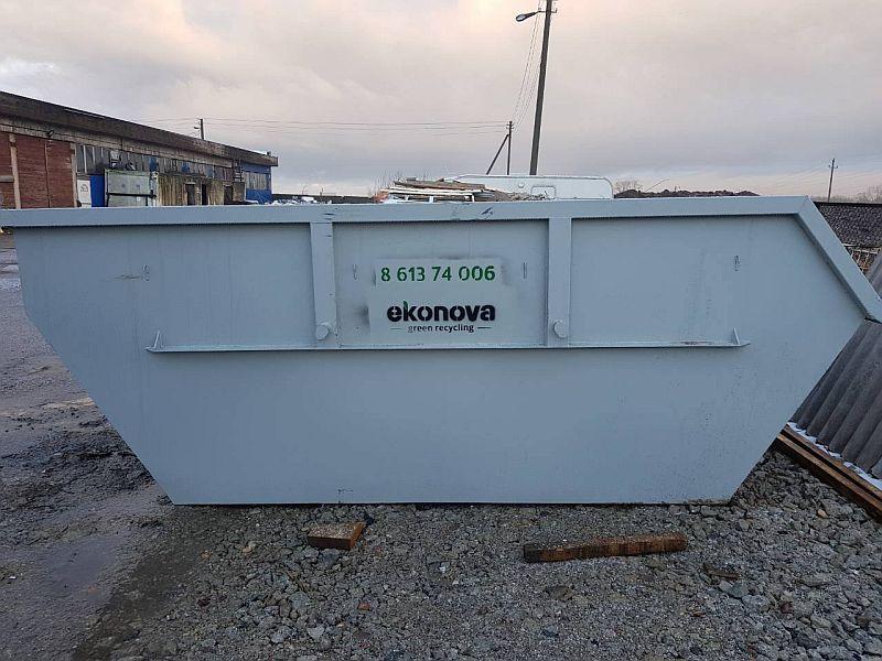 Statybinių atliekų išvežimas: patys ar palikimedarbus profesionalams?